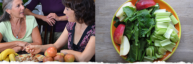 Lowering Blood Pressure, Naturally –  A Nutrition Consult with Samadhi written by Michelle Llamas
